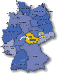 FALKEN reign in Thuringen and part of Saxony – Originally from Hesse(n)
